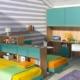 Soluciones para amueblar y decorar una habitación juvenil pequeña