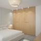 Armarios de madera: Consejos para elegir el más adecuado para tu dormitorio