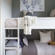 El dormitorio del niño, ¿Cómo ganar espacio?